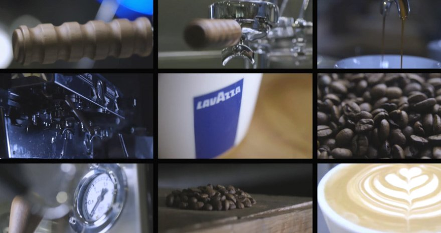 Lavazza training videos