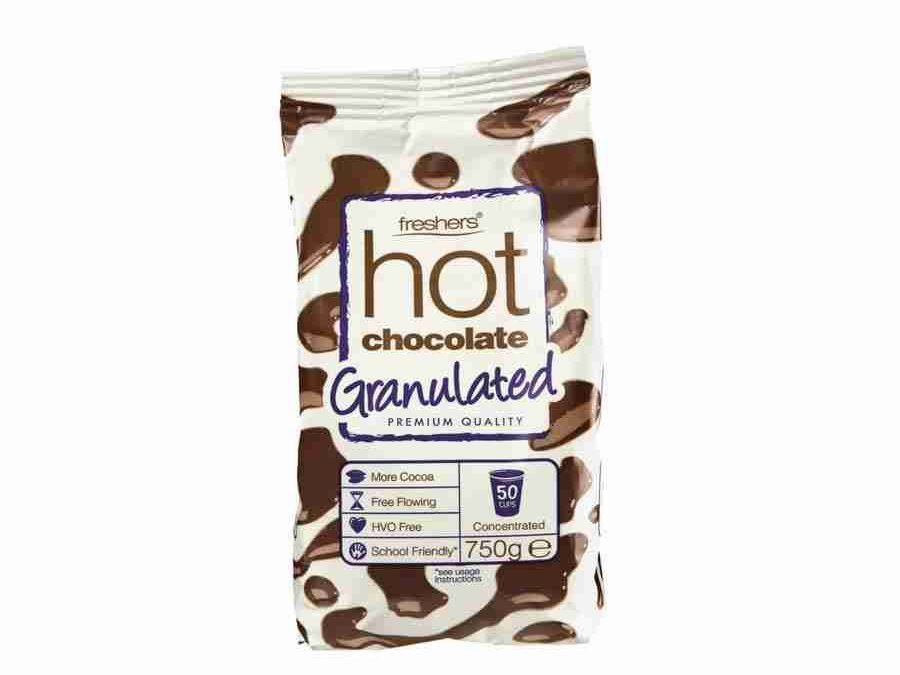Freshers Hot Chocolate Granulated